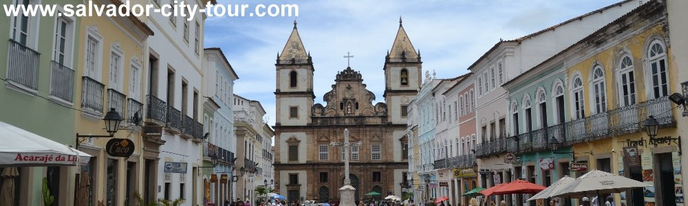 Salvador da Bahia attractions