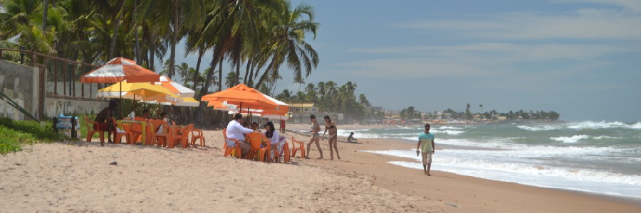 Salvador Bahia Beaches Jaua